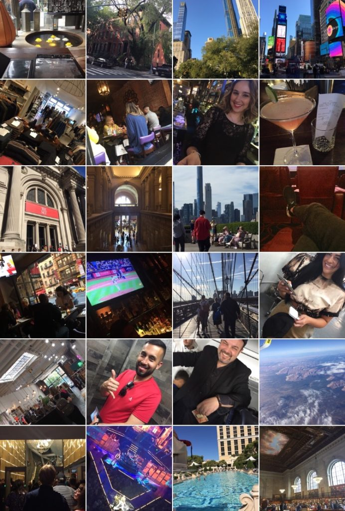 NYC LAS ニューヨーク 観光